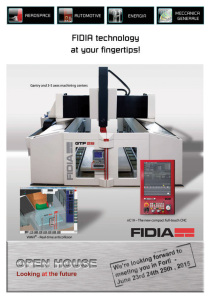 Fidia Open House 2015